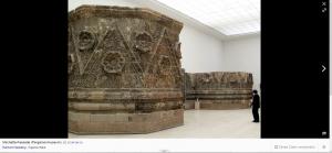 Mschatta-Fassade (Pergamonmuseum)